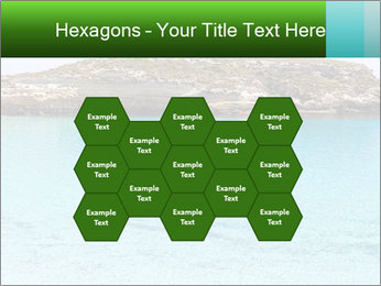 Crystalline water PowerPoint Templates - Slide 44