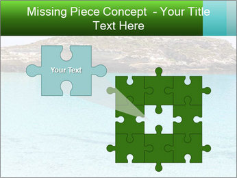 Crystalline water PowerPoint Templates - Slide 45