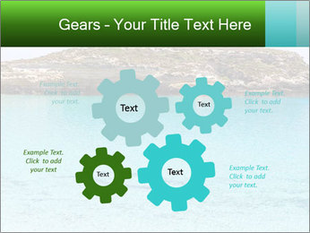 Crystalline water PowerPoint Templates - Slide 47