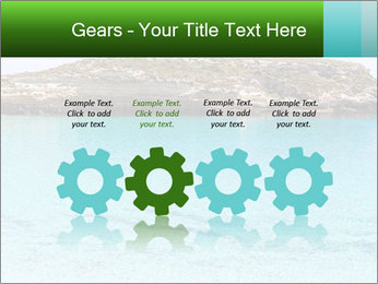 Crystalline water PowerPoint Templates - Slide 48