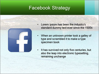 Crystalline water PowerPoint Templates - Slide 6