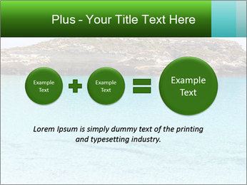 Crystalline water PowerPoint Templates - Slide 75