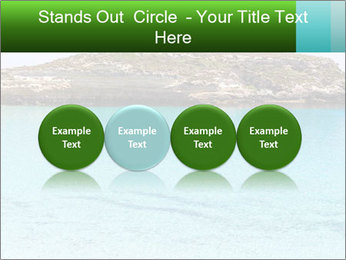 Crystalline water PowerPoint Templates - Slide 76
