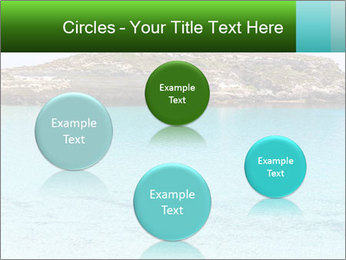 Crystalline water PowerPoint Templates - Slide 77