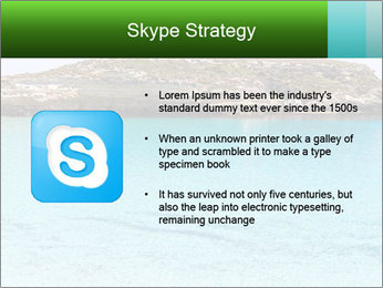 Crystalline water PowerPoint Templates - Slide 8