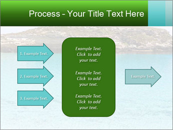 Crystalline water PowerPoint Templates - Slide 85