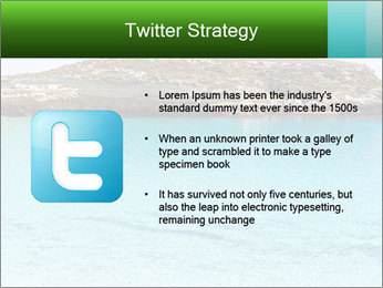 Crystalline water PowerPoint Templates - Slide 9