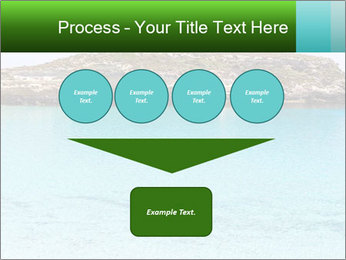 Crystalline water PowerPoint Templates - Slide 93
