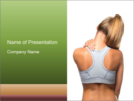 Femal PowerPoint Template