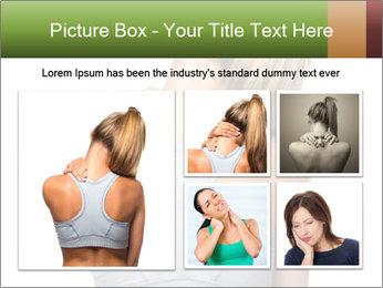Femal PowerPoint Template - Slide 19