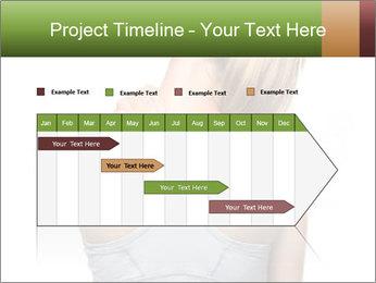 Femal PowerPoint Template - Slide 25