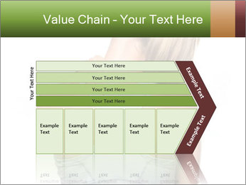 Femal PowerPoint Template - Slide 27