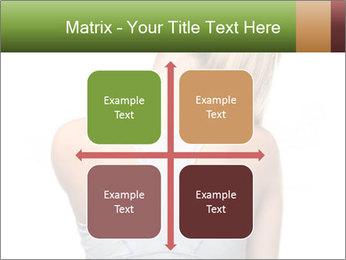 Femal PowerPoint Template - Slide 37