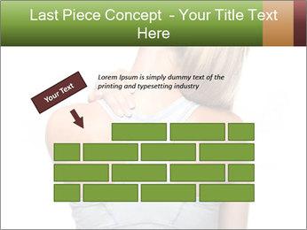 Femal PowerPoint Template - Slide 46