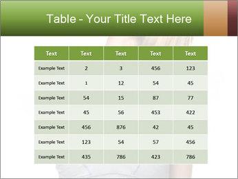 Femal PowerPoint Template - Slide 55