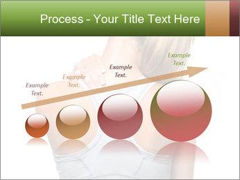 Femal PowerPoint Template - Slide 87