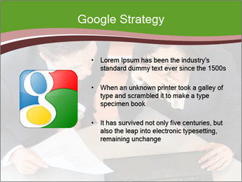 Businesspeople PowerPoint Template - Slide 10