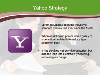 Businesspeople PowerPoint Template - Slide 11