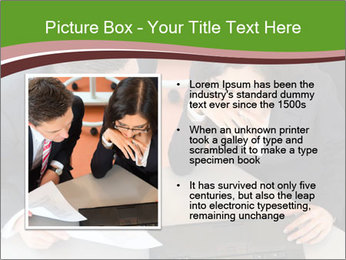 Businesspeople PowerPoint Template - Slide 13