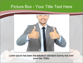 Businesspeople PowerPoint Template - Slide 15