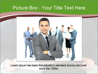 Businesspeople PowerPoint Template - Slide 16