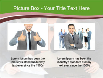 Businesspeople PowerPoint Template - Slide 18