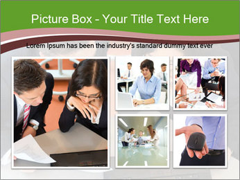 Businesspeople PowerPoint Template - Slide 19