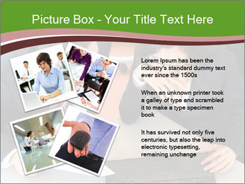 Businesspeople PowerPoint Template - Slide 23