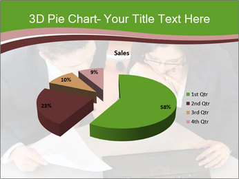 Businesspeople PowerPoint Template - Slide 35