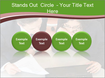 Businesspeople PowerPoint Template - Slide 76