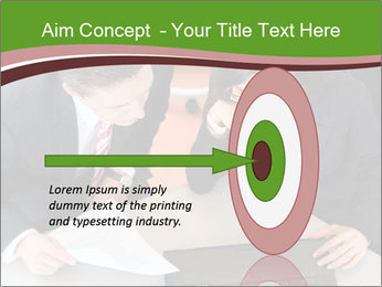 Businesspeople PowerPoint Template - Slide 83