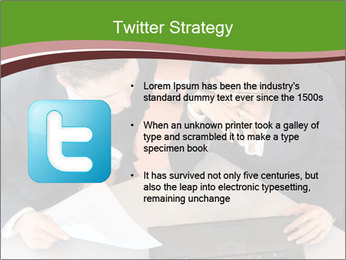 Businesspeople PowerPoint Template - Slide 9