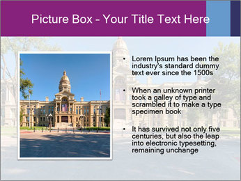 Wyoming PowerPoint Template - Slide 13