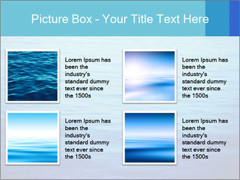 Water PowerPoint Templates - Slide 14