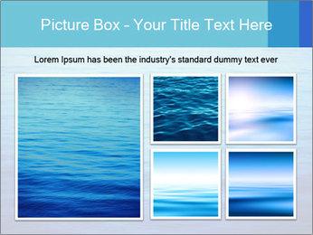 Water PowerPoint Template - Slide 19