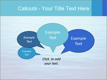 Water PowerPoint Templates - Slide 73