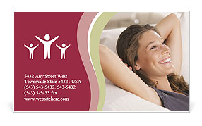 0000092707 Business Card Template