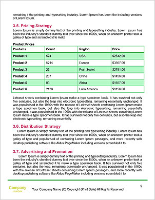 0000092709 Word Template - Page 9