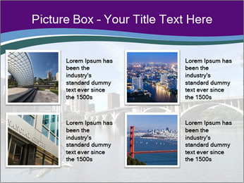 Downtown Minneapolis PowerPoint Template - Slide 14
