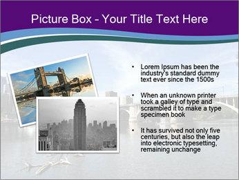 Downtown Minneapolis PowerPoint Template - Slide 20