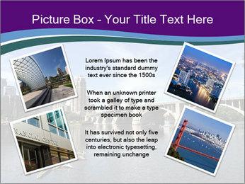 Downtown Minneapolis PowerPoint Template - Slide 24