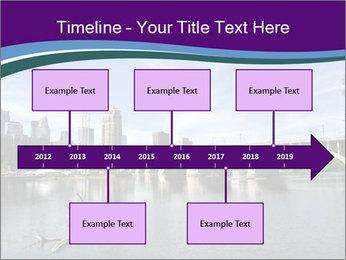 Downtown Minneapolis PowerPoint Template - Slide 28