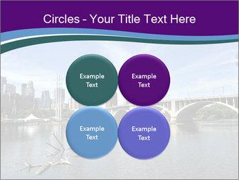 Downtown Minneapolis PowerPoint Template - Slide 38