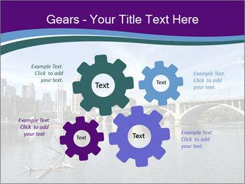 Downtown Minneapolis PowerPoint Template - Slide 47