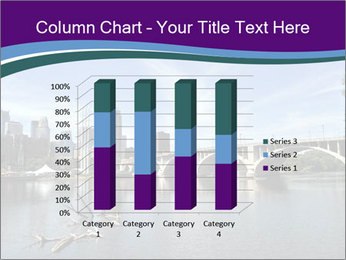 Downtown Minneapolis PowerPoint Template - Slide 50