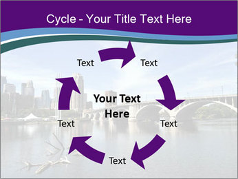 Downtown Minneapolis PowerPoint Template - Slide 62
