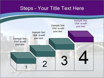 Downtown Minneapolis PowerPoint Template - Slide 64