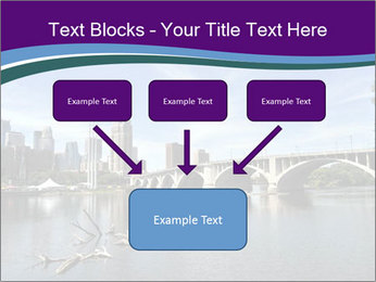 Downtown Minneapolis PowerPoint Template - Slide 70