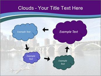 Downtown Minneapolis PowerPoint Template - Slide 72