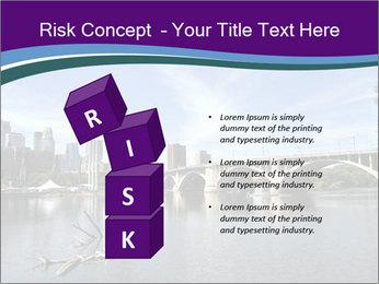 Downtown Minneapolis PowerPoint Template - Slide 81